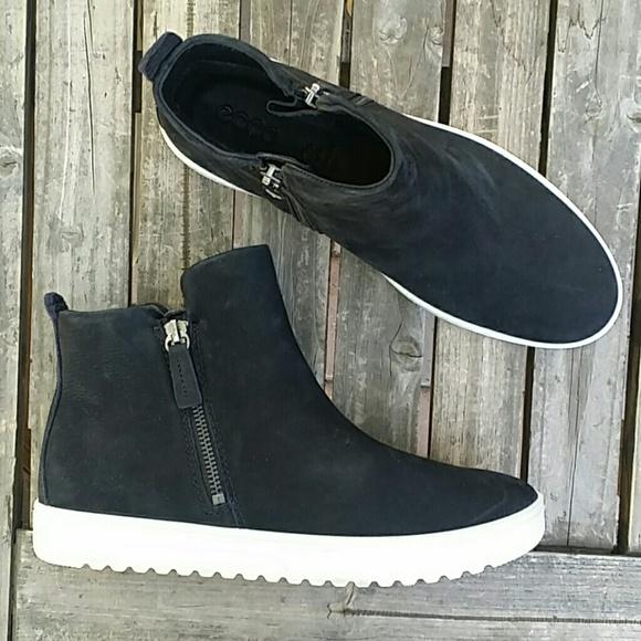 ecco bootie sneakers